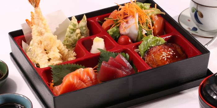 Bento from Elements in Grand Kempinski Hotel Shanghai, Pudong, Shanghai