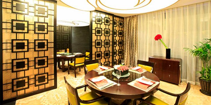 Private Dining Room of Lunar 8 in The Fairmont Beijing, Beijing