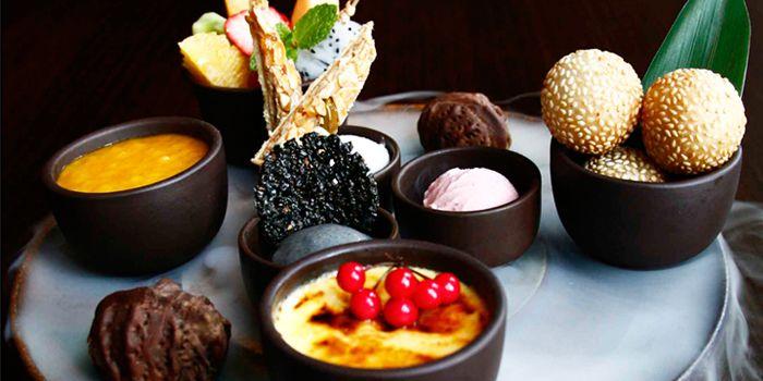 Dessert from Xindalu-China Kitchen in The Bund, Shanghai