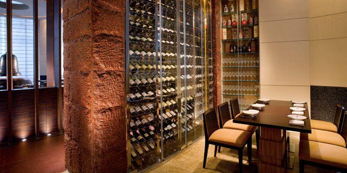 Wine Selection of Xindalu-China Kitchen in The Bund, Shanghai
