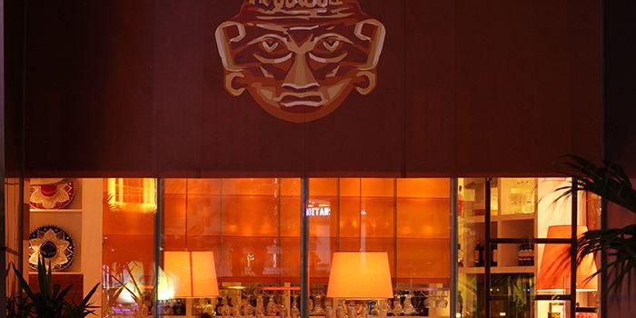 Outdoor Bar of MAYITA in Huangpu, Shanghai