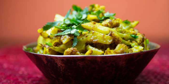 Aloo Kobi from Nepali Kitchen located in Jing