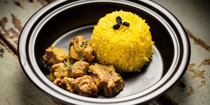 Kashmir Beef Biryani from Lost Heaven (Silk Road) located at Jing