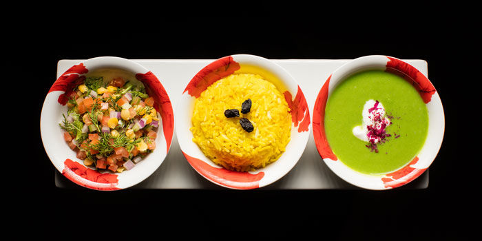 Three Western Flavors from Lost Heaven (Silk Road) located at Jing