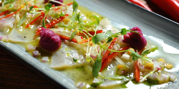 Main Dishes of Raw located on Yanping Lu