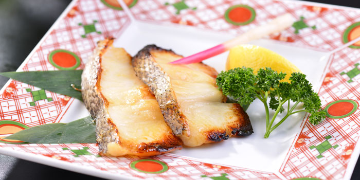 Silver cod of Yin Ping Japanese Restaurant located on Xianxia Lu