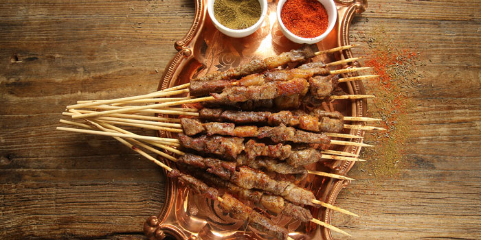 Food of Yershari located on Zhaojiabang Lu