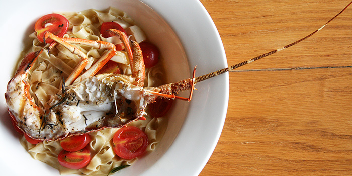 Mr Willis Lobster Fettucine from Mr Willis located in Xuhui District, Shanghai