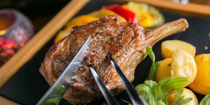 Meat of CASANOVA located on the bund 6, Huangpu District, Shanghai, China