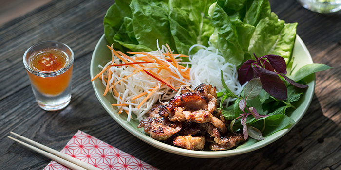 Bun Cha from Ginger Modern Asian Bistro located in Xuhui, Shanghai