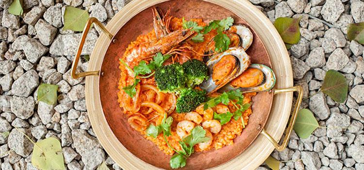 Food of Hengshan 99 Francis located on Hengshan Lu, Xuhui, Shanghai