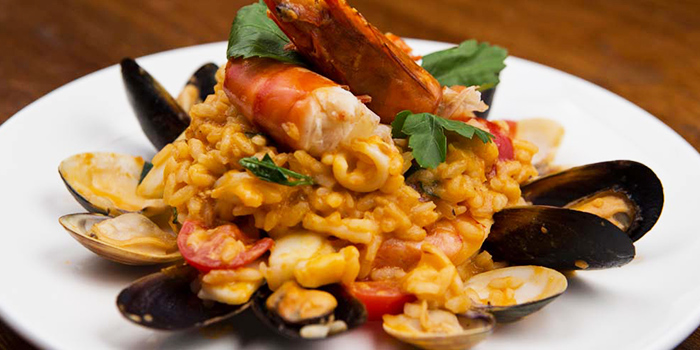 Seafood Risotto from Nene located in Xuhui, Shanghai