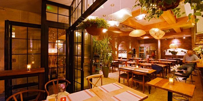 Dining Area of Yasmine