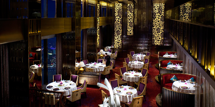 Interior of JinXuan located in Pudong, Shanghai
