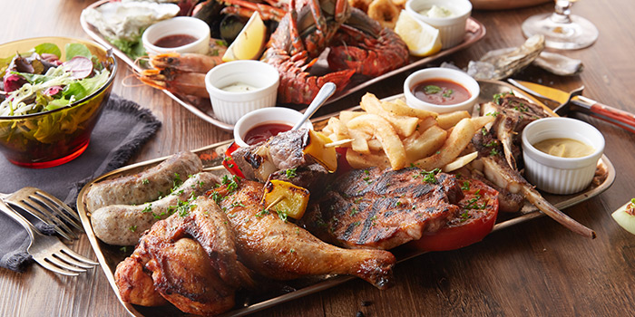 Meat Platter from The Isles (Changning Raffles City) located in Changning, Shanghai
