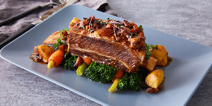 Ribs from The Isles (Changning Raffles City) located in Changning, Shanghai