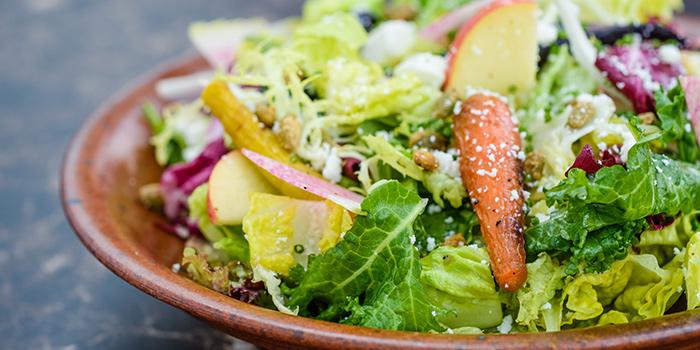 Salad from Highline located on Huaihai Zhong Lu, Luwan District, Shanghai, China