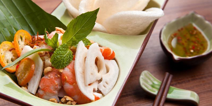 Seafood Salad from Cyclo (Julu Lu) located in Jing
