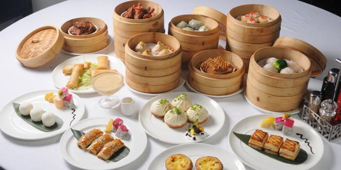Food of Lynn Modern Chinese Cuisine located on Xikang Lu, Jing