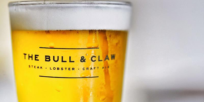 Beer from The Bull and Claw located in Xuhui, Shanghai