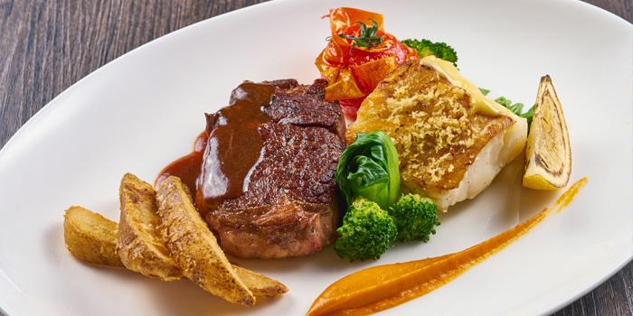 Food of  Grand Brasserie cated on ZhongShan Dong Yi Lu, Huangpu, Shanghai