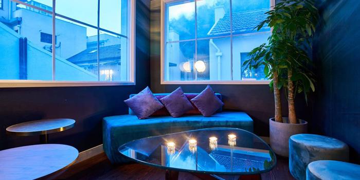Indoor of Lychee located on Fuxing Xi Lu, Xuhui, Shanghai
