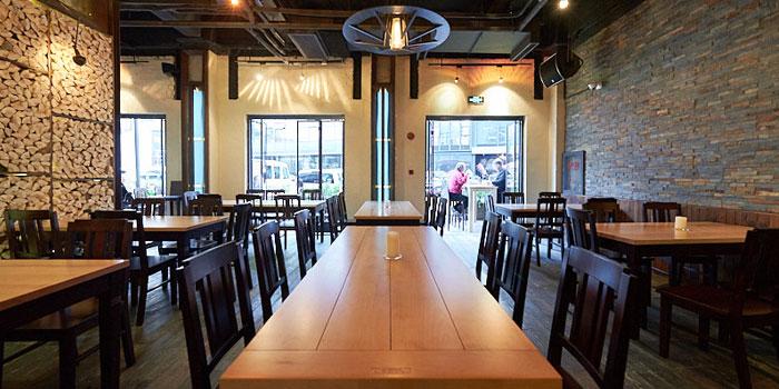 Indoor of Zeitgeist located on Haifang Lu, Jing