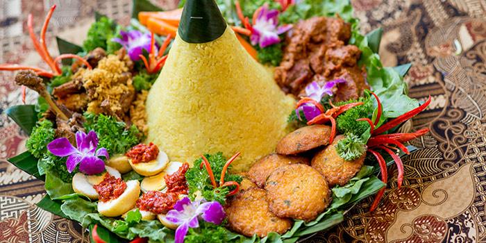 Rice from Bali Bistro & Balini Coffee located in Jing