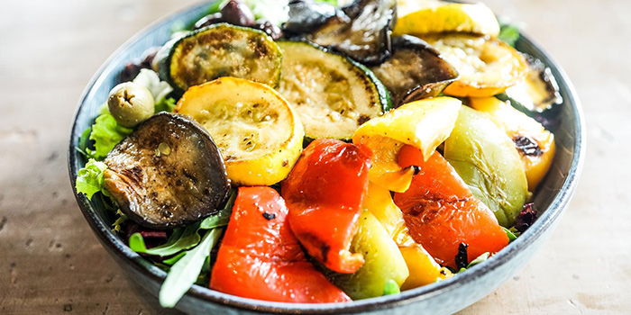 Grilled Salad from Kitchen 1502 - T for Thai & cu2+ located in Xuhui, Shanghai