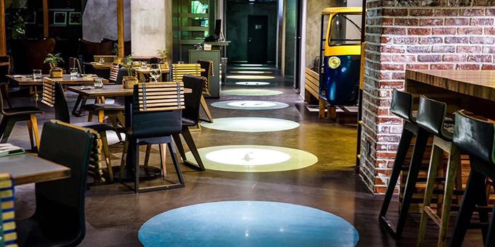 Indoor of Kitchen 1502 - T for Thai & cu2+ located in Xuhui, Shanghai