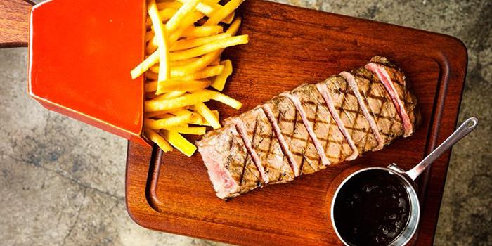 Steak from Cuivre by Michael Wendling in Xuhui, Shanghai
