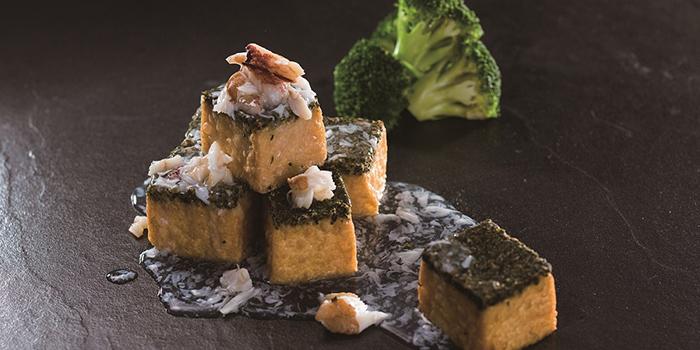 Tofu from Jumbo Seafood (IAPM) located in Xuhui, Shanghai