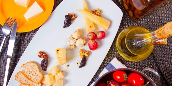 Cheese Platter from Prego in The Westin Bund Center Shanghai, The Bund, Shanghai
