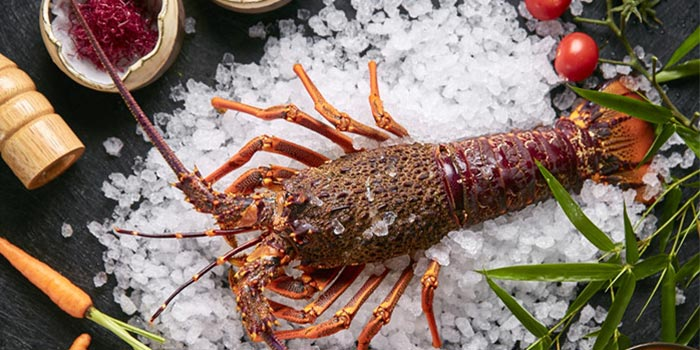 lobstor from Seki-Tei (St.Regis Jing