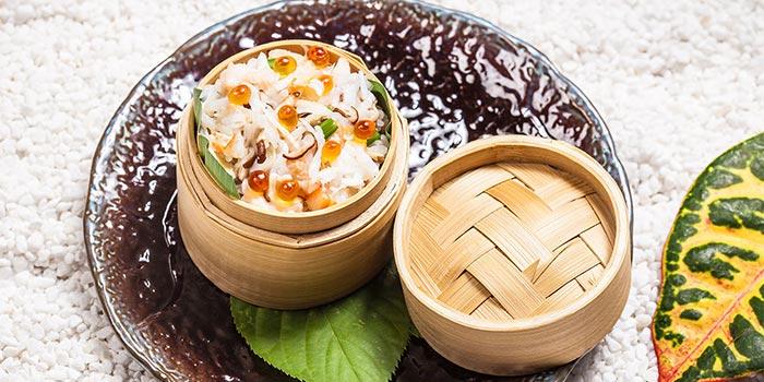 Food from Seki-Tei (St.Regis Jing