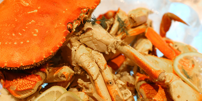 Crab from VIE All-Day Dining (Sofitel Sheshan) located in Songjiang, Shanghai