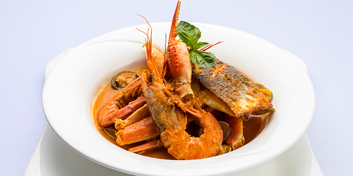 Shrimp of MIRACOLO located in Pudong, Shanghai