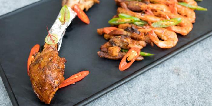 Shrimps of Xibo(Maoming Bei Lu) located in Jing