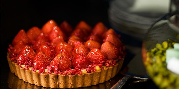 Dessert of Pantry (Park Hyatt Shanghai) located in Pudong, Shanghai