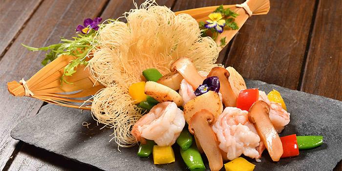 水晶苑餐厅 (上海威斯汀大饭店)