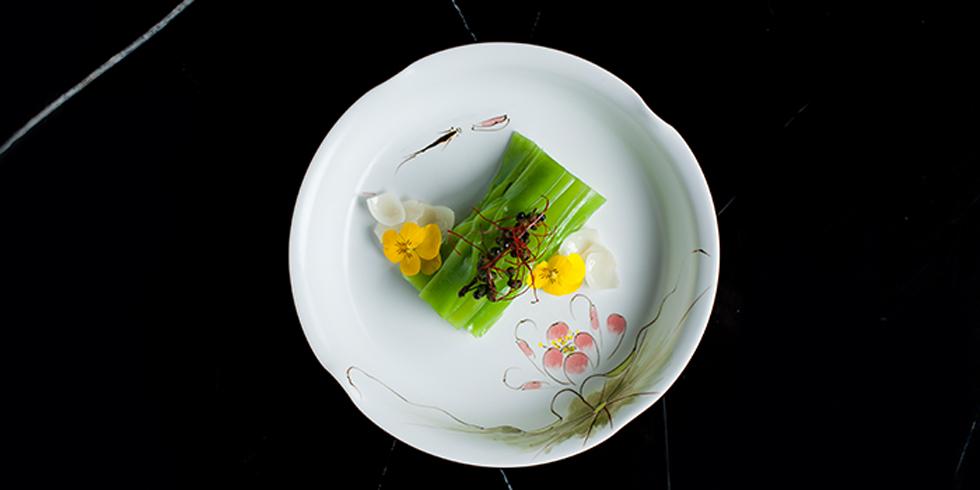 Food of Lady Bund located in Huangpu, Shanghai