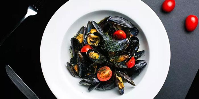 Seafood of La Vite (JIanguo Xi Lu) locate in Xuhui, Shanghai