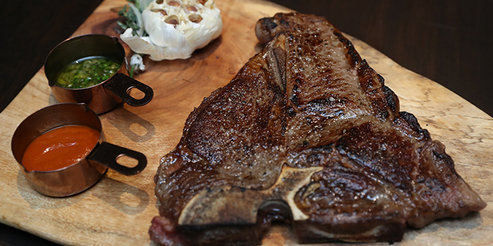 Steak of The Twins located in Jing