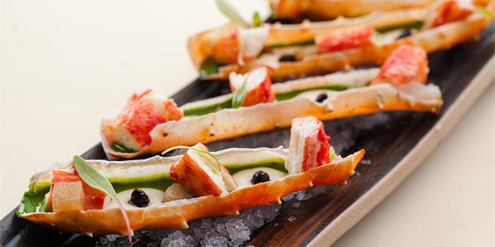Food of Jade on 36 Restaurant in Pudong, Shanghai