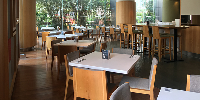 Dining-Area from Element Fresh (Silver Court) located in Huangpu, Shanghai