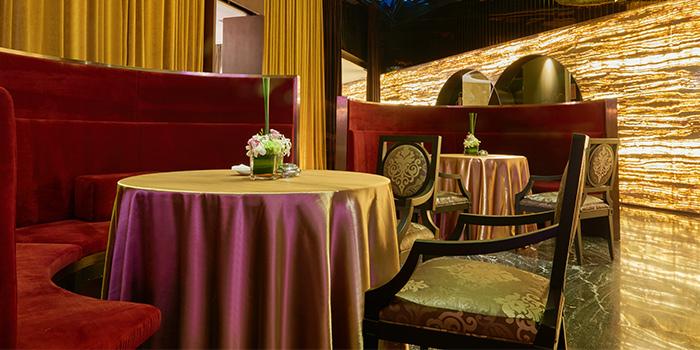 Dining-Area of Family Li Imperial Cuisine located in Huangpu, Shanghai