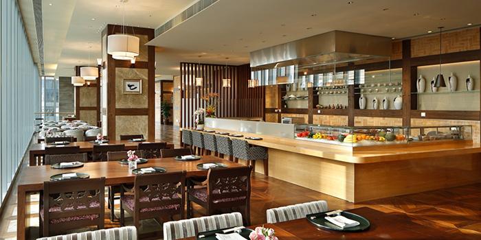 Dining-Area of Tsuru (Shangri-La Jing