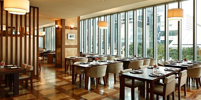 Indoor of Tsuru (Shangri-La Jing
