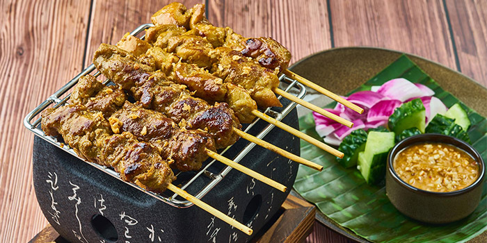 Meat of Urban Cafe (The Sukhothai) Located in Jing