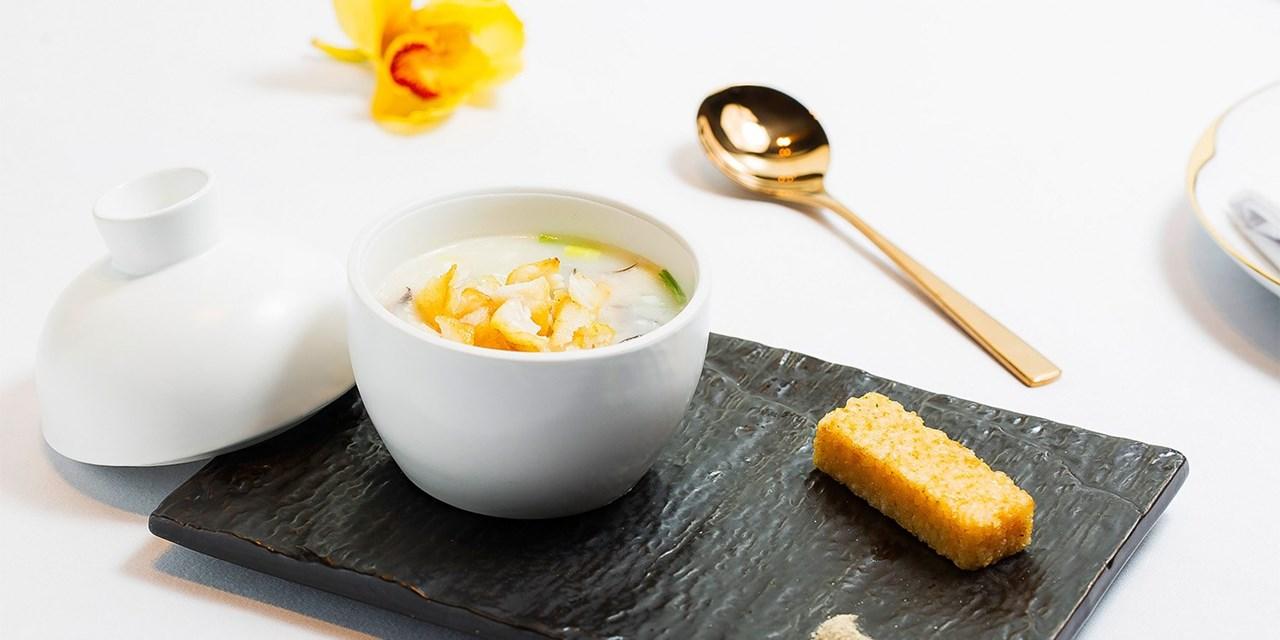 Soup of Lady Bund located in Huangpu, Shanghai